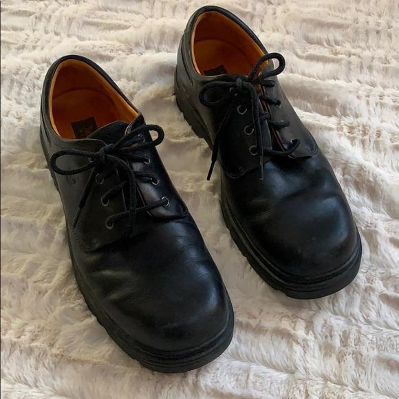 Timberland Shoes | Mens Black Dress